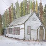 Little Red Deer School House