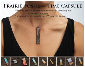 Prairie Fossil Time Capsule